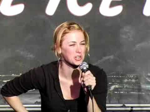 Iliza Shlesinger - Hurricane Tammy - Chick Comedy