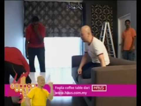 deko bersama eric - Another season of the famous Malaysia TV home makeover program by Eric Leong.
