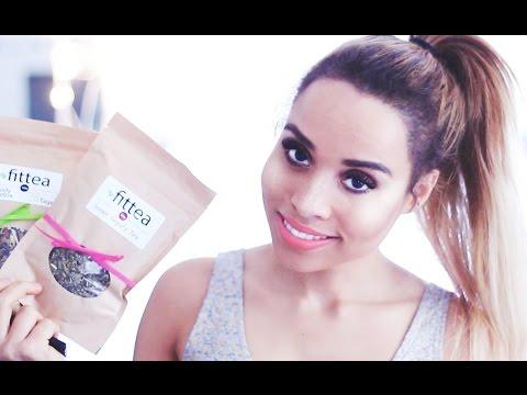 ❤Turbodiät mit Detox Tee von Fittea | 5kg in einer Woche❤