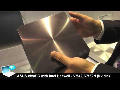 ASUS VivoPC VM62N (Nvidia) and VM42