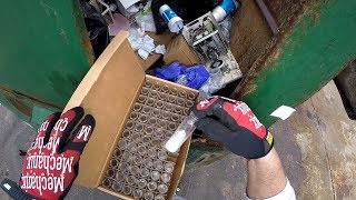 Video Dumpster Diving 37.2 (Found Heisenberg's Secret Lab! Plus Bonus Scrap Run) MP3, 3GP, MP4, WEBM, AVI, FLV Juli 2019