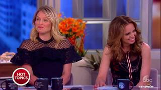 Video Courtney Cox Reveals Cosmetic Surgery Regrets | The View MP3, 3GP, MP4, WEBM, AVI, FLV Juli 2018