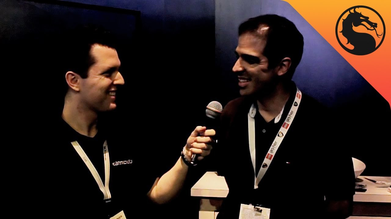 Kamidogu: Hi this is Chris from Kamidogu here with series co-creator Ed Boon. How are you going today Ed?