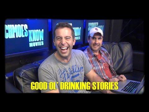Good Ol' Drinking Stories (Behind-the-Scenes)