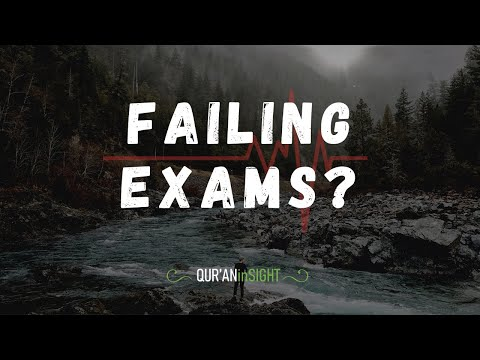 I FAILED IN MY EXAMS! - Mufti Menk