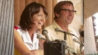 Billie Jean King on Emma Stone playing her in Battle of the Sexes movie