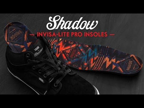 Shadow Invisa-Lite Pro Insoles - The First Insole Made for BMX