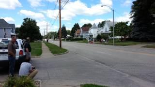 Galesburg (IL) United States  city photos gallery : President Obama Galesburg Illinois Motorcade