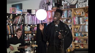 Video Moses Sumney: NPR Music Tiny Desk Concert MP3, 3GP, MP4, WEBM, AVI, FLV Desember 2018