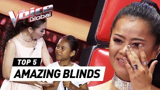Video The Voice Kids | AMAZING BLIND AUDITIONS [PART 3] MP3, 3GP, MP4, WEBM, AVI, FLV Februari 2018