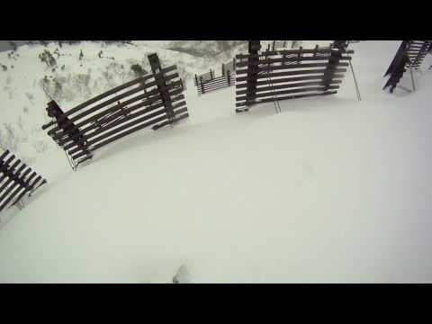 Miles Clark - Tight Trees, Monkeys, Pow, & Avy Fences