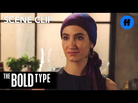 The Bold Type | Season 2, Episode 9: Kadena Ends Their Open Relationship | Freeform