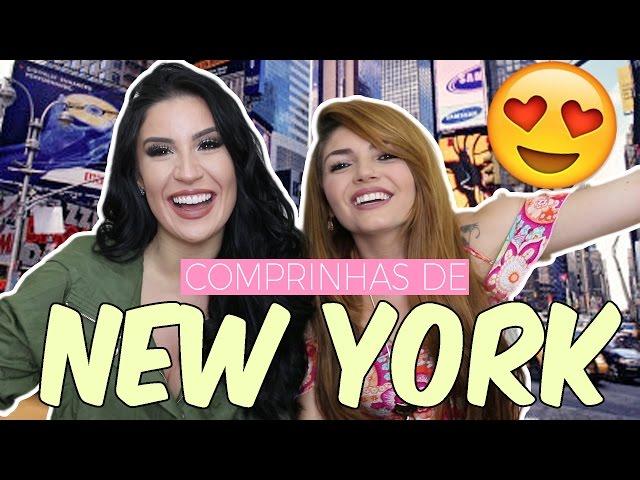 COMPRINHAS DE NEW YORK - Boca Rosa