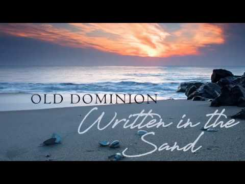 Video Old Dominion - Written in the Sand (Lyrics) download in MP3, 3GP, MP4, WEBM, AVI, FLV January 2017