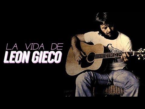 León Gieco video La vida de León Gieco - Autobiografía