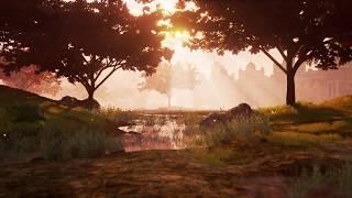 Видео к игре Ashes of Creation из публикации: Потрясающие пейзажи Ashes of Creation