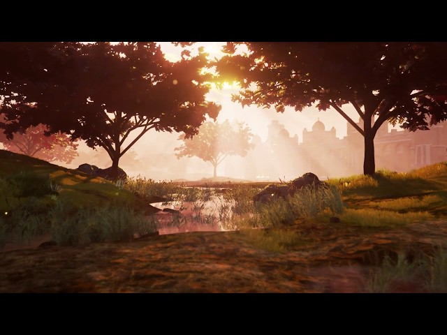 Ashes of Creation - It's a Beautiful World (Pre-Alpha footage)