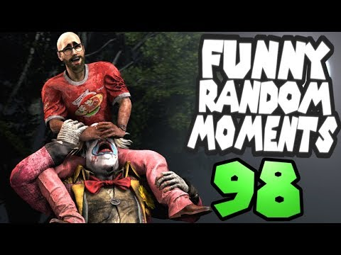 Funny clips - Dead by Daylight funny random moments montage 98