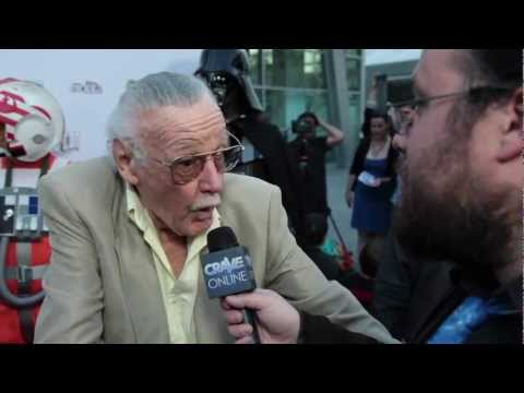 Comic-Con: A Fan's Hope - Premiere Interviews