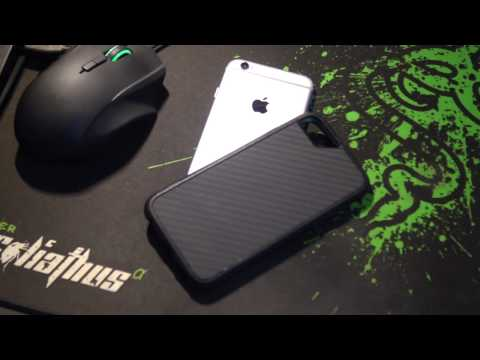 Mous Limitless Kevlar Case for iPhone 6/6S/7 Usage Update (видео)