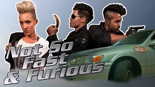 Nonton FAST AND FURIOUS PARODY! Film Subtitle Indonesia Streaming Movie Download