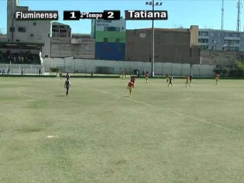 Fluminense 2x4 Tatiana - Varzeano Votorantim