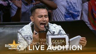 Download Video Judika Vs Ariel Bawakan Lagu End Of The Road | Live Audition 6 | Rising Star Indonesia 2019 MP3 3GP MP4