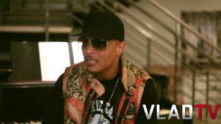 T.I. on Troubled Past & Fighting Nightclub Bouncers