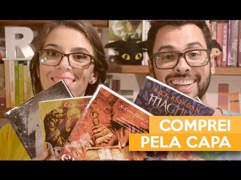COMPREI PELA CAPA | Admirável Leitor