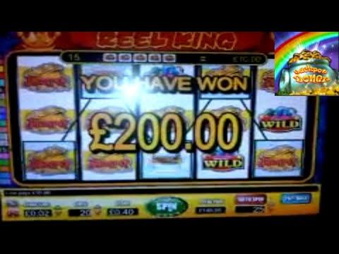 Reel King Small Jackpot Courtesy of sky vegas