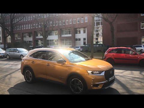 Citroen DS7: Angriff auf Audi - Fahrbericht