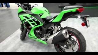 10. 2014 Kawasaki Ninja 300 ABS Special Edition