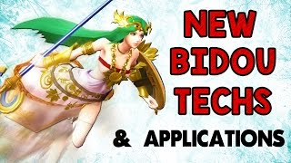 New Bidou Techs – My Smash Corner