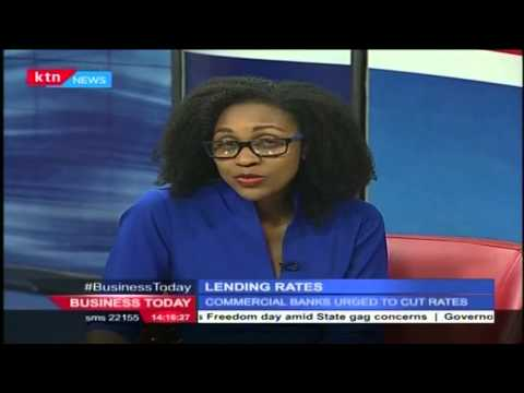 Business Today 4th May 2016: Lending rates with Economist Kariithi Murimi