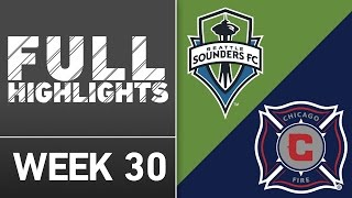 HIGHLIGHTS | Seattle Sounders 1-0 Chicago Fire by Major League Soccer
