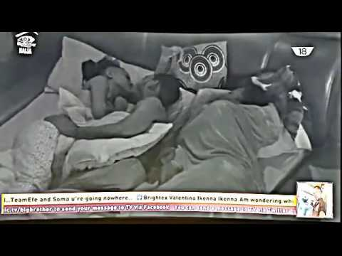 Bbnaija Housemates Get Down