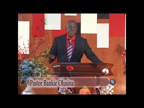The High Calling 6.  The power to lay it down with Pastor Bankie Olusina