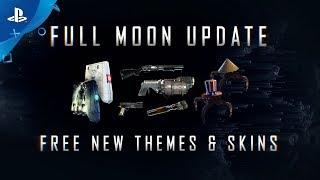 Prey: Mooncrash - Full Moon Update Trailer | PS4