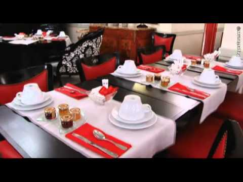 L'hôtel Best Western Trianon Rive Gauche à Paris 6e