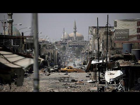 Μοσούλη: Σχέδιο ανασυγκρότησης και βοήθειας στους εκτοπισμένους