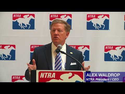 NTRA Press Conference - Sept. 26, 2017 (видео)