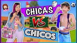 Video ¡CHICAS vs CHICOS! Rutina Para La Escuela - Lulu99 MP3, 3GP, MP4, WEBM, AVI, FLV Maret 2019