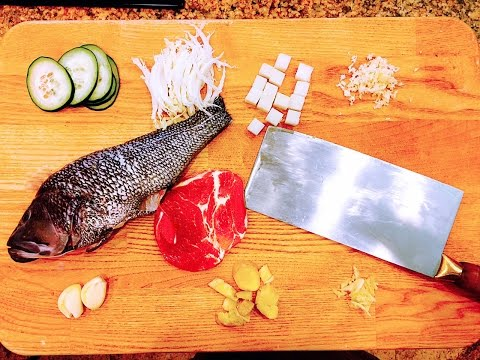 10 Great Ways to Use a Chinese Chef's Knife by CiCi Li