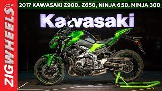 2. Kawasaki Z900 | Ninja 650 | Z650 | Ninja 300 | Versys 650 | First Look | ZigWheels.com