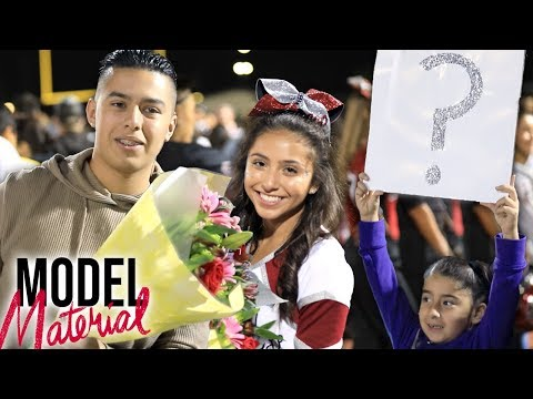 my crush asked me to homecoming | Model Material S1 EP 2