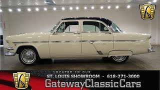 <h5>1954 Ford Customline</h5>