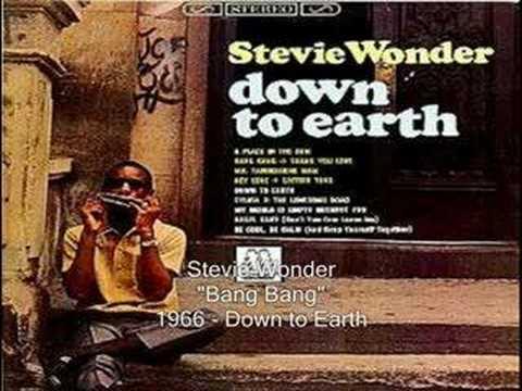 Tekst piosenki Stevie Wonder - Bang Bang po polsku