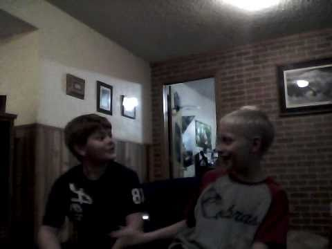 zach the coocoo and bryson the crazy on wwe tlc comedy