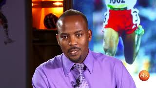 Sport America: Interview with the Former Ethiopian National Soccer Team Player, Negash Teklit