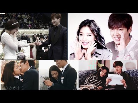 Video Minshin StoriesLee Min Ho Told Park Shin Hye That Please Don't Go-Stay With Him and He Missed Her download in MP3, 3GP, MP4, WEBM, AVI, FLV January 2017